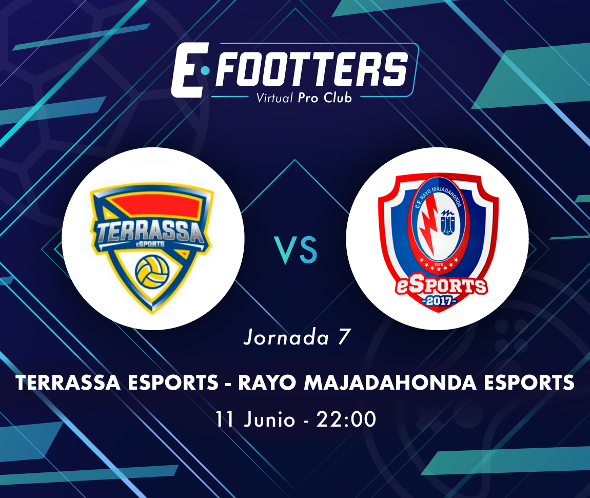 Terrassa - Rayo y Sporting - Lleida, partidos correspondientes a la jornada 7