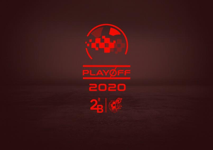 Logo de los Playoff 2020