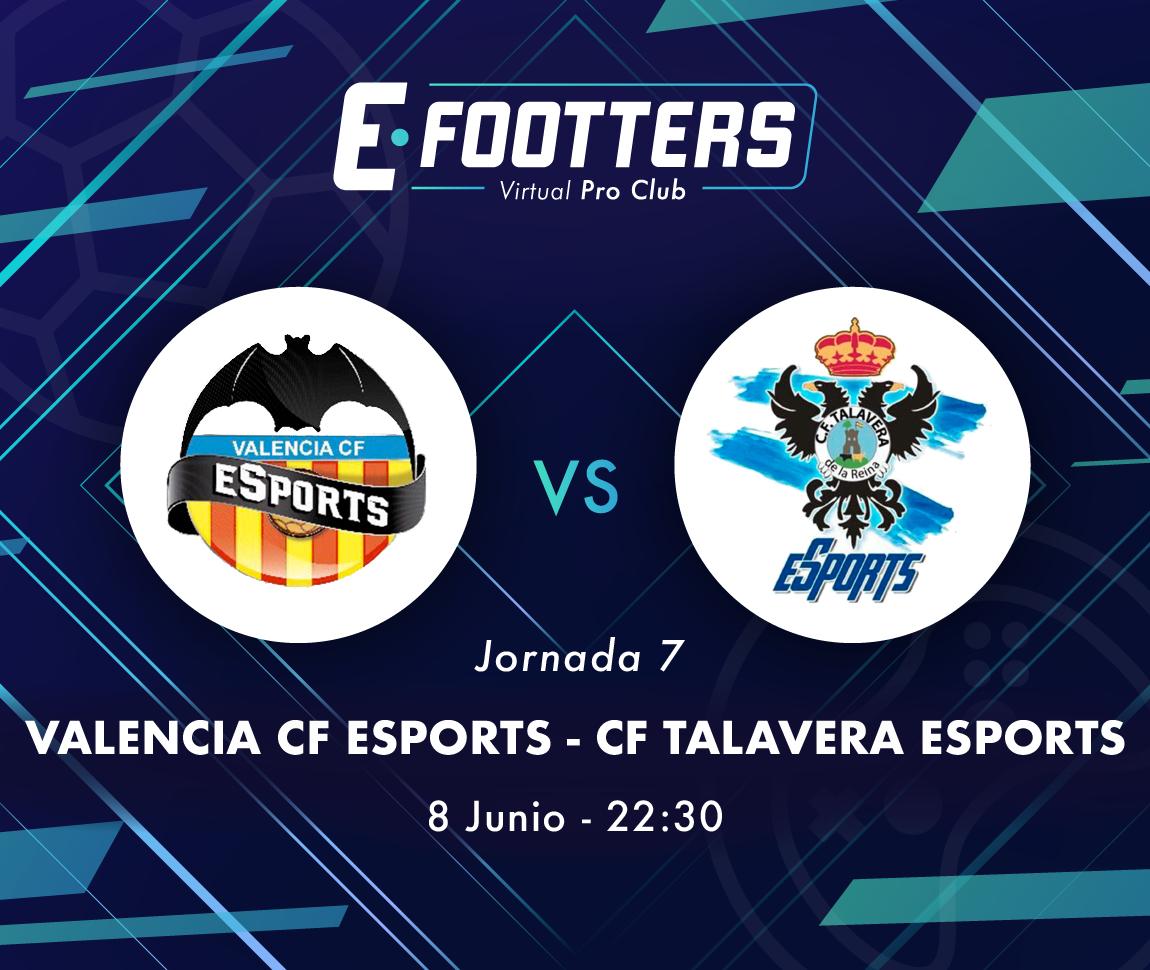Badajoz - Europa y Valencia - Talavera, partidos correspondientes a la jornada 7