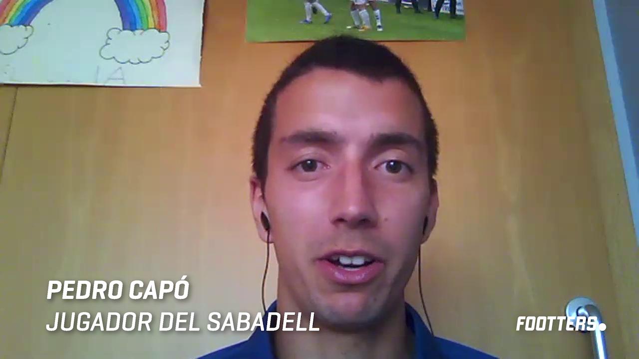 Pedro Capó durante la entrevista